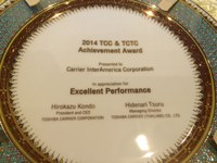 Toshiba Air Conditioning 2015 Global Customer Conference